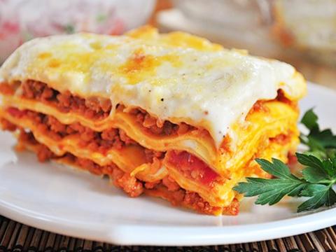 Итальянская лазанья рецепт с фото